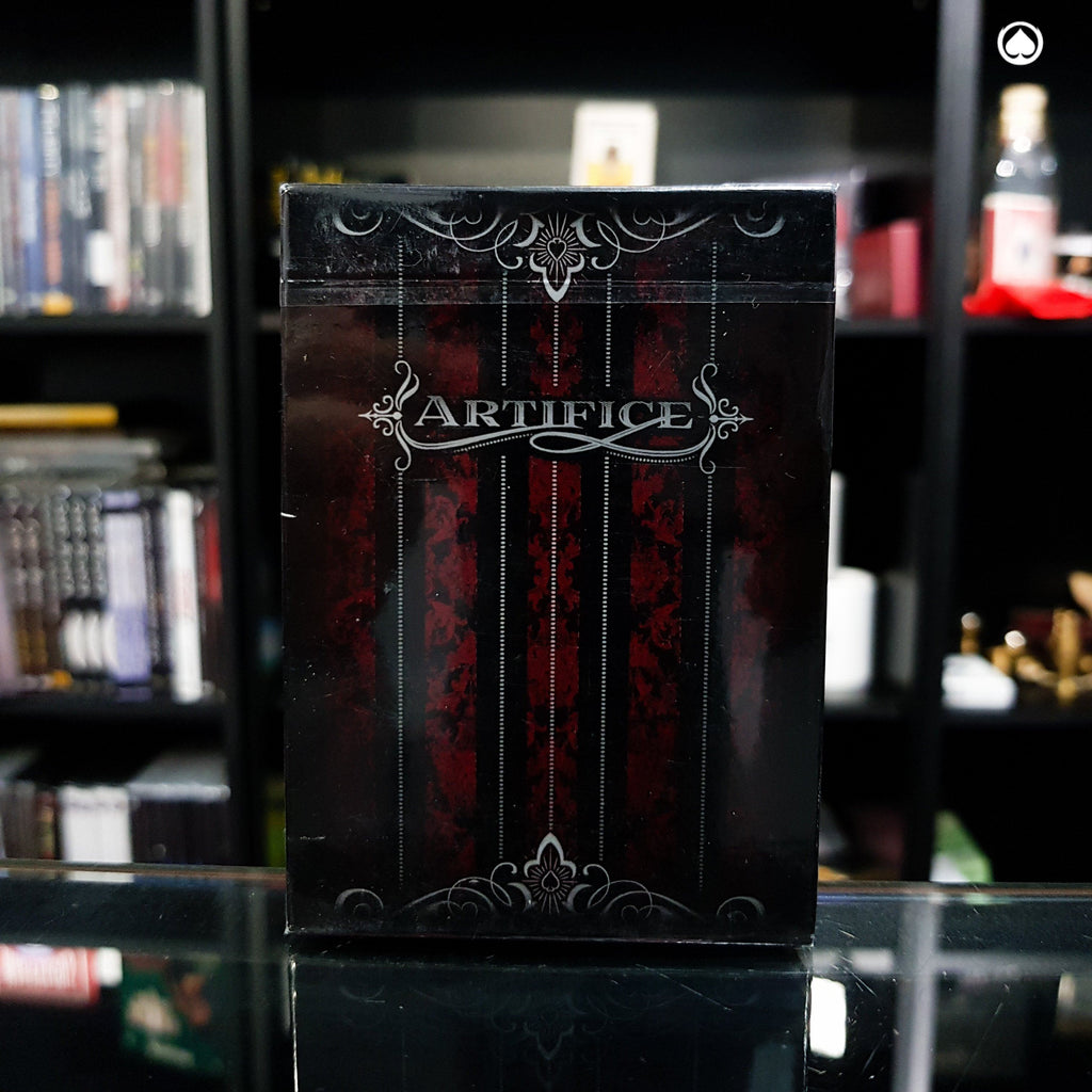 Red Artifice Deck - Limited
