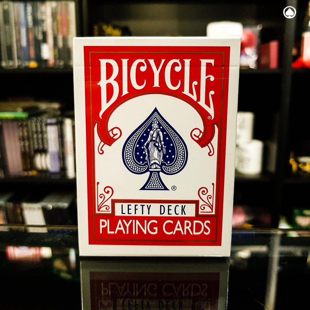 Bicycle Lefty Deck Roja
