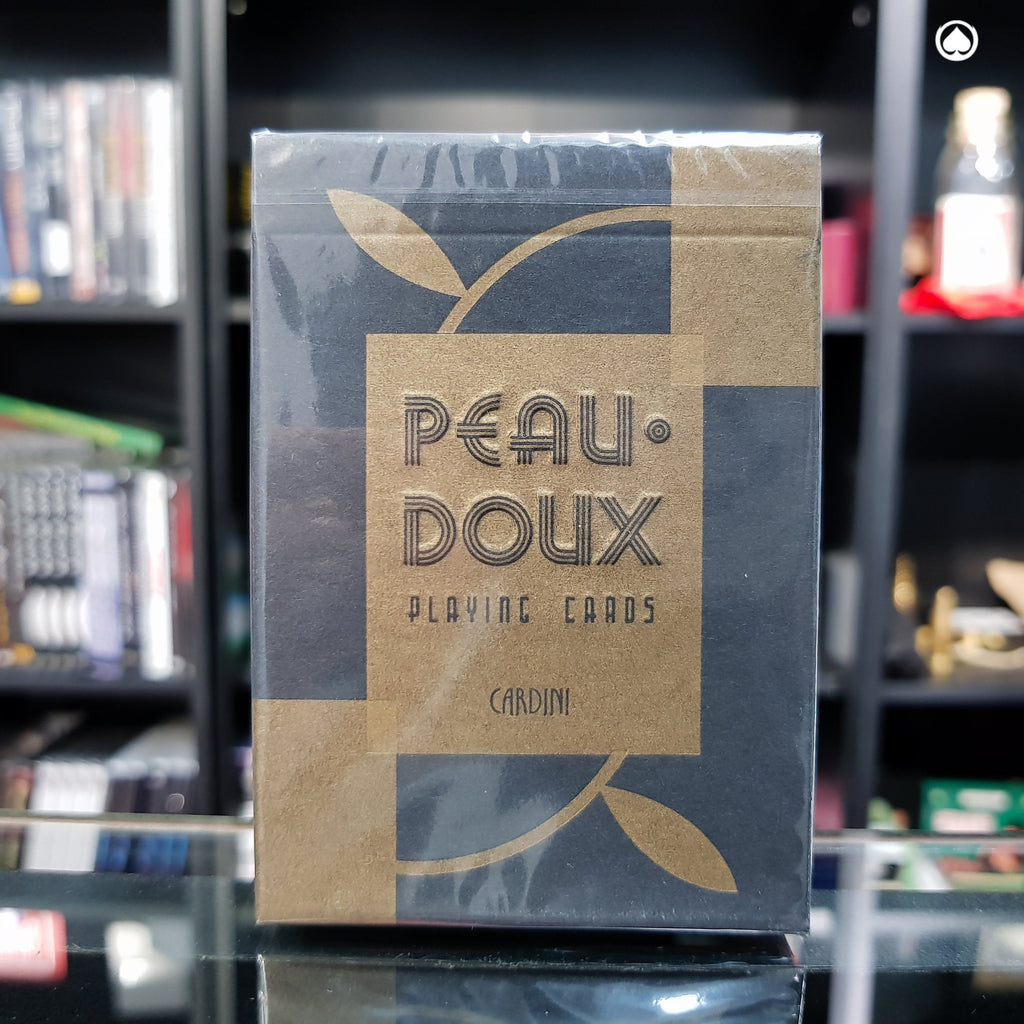 Peau Doux - Cardini Playing Cards