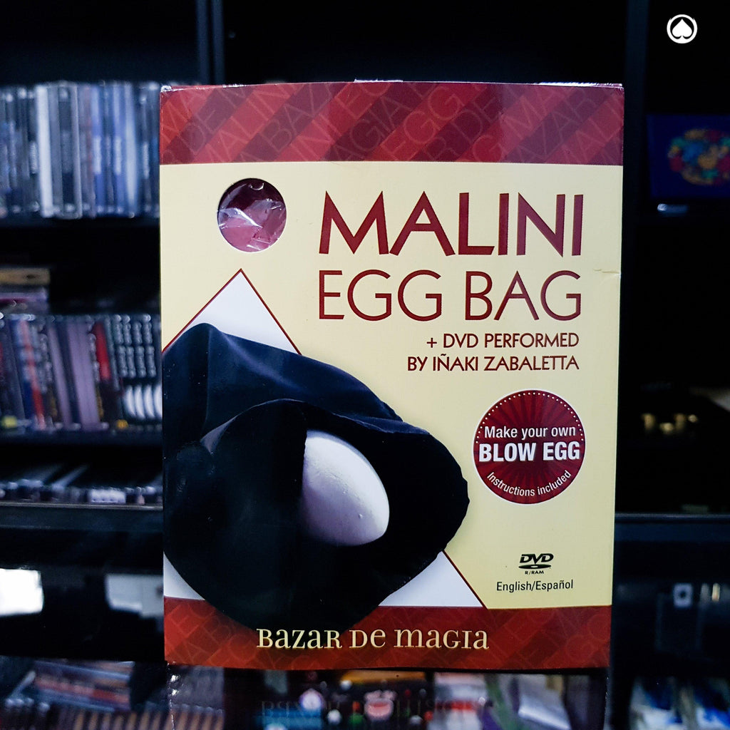Malini Egg Bag + DVD