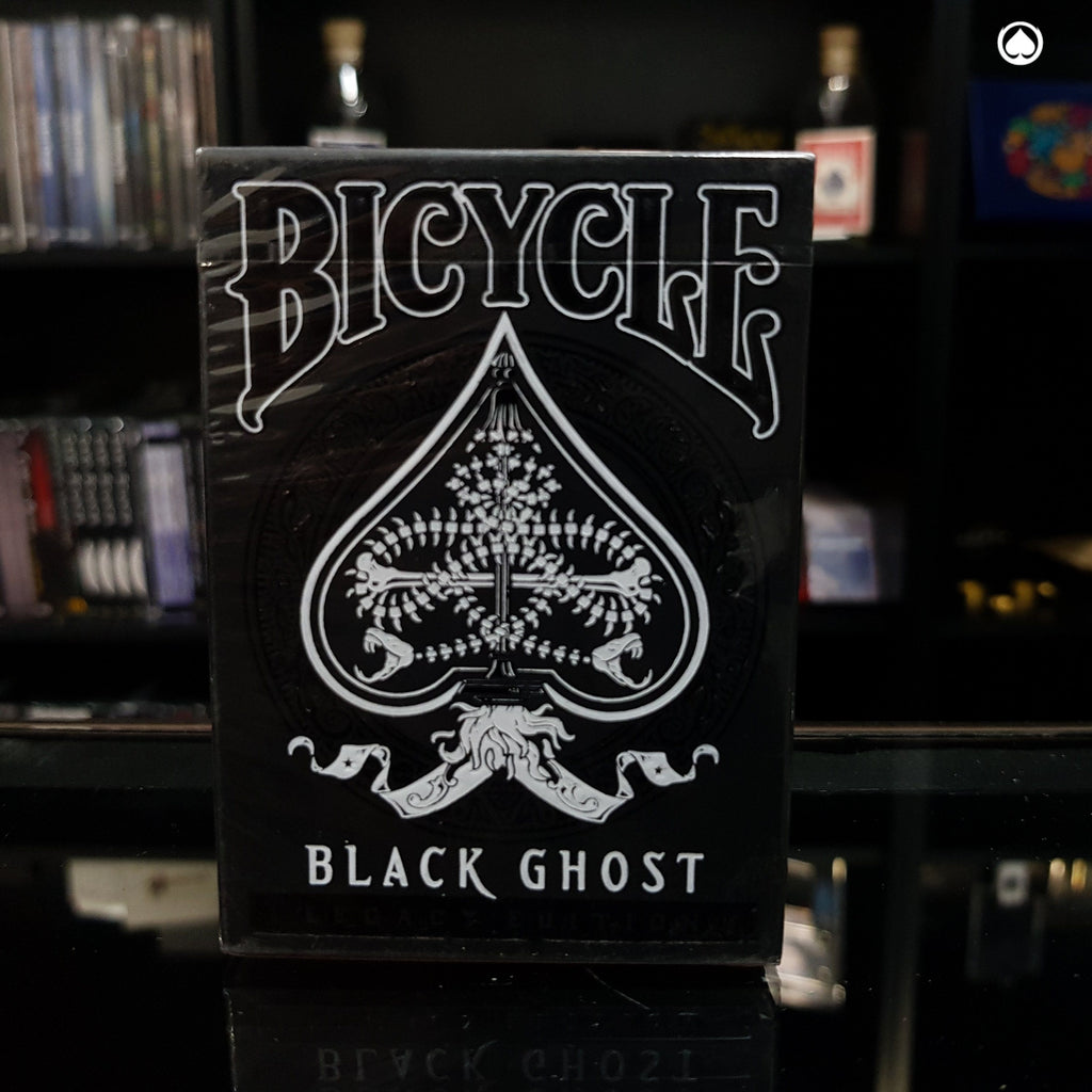 Black Ghost - Legacy Box Edition