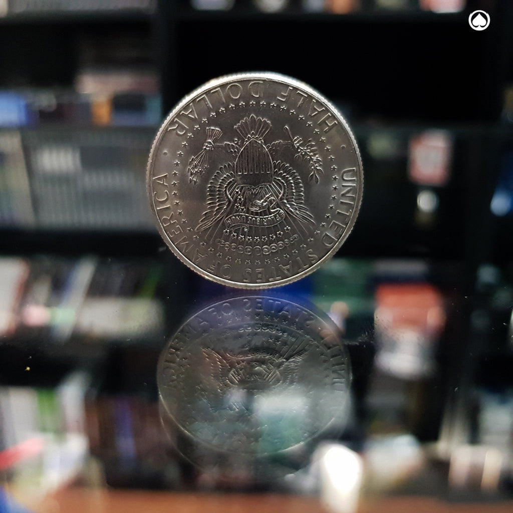 Moneda Magnética Medio Dólar by Tango Magic