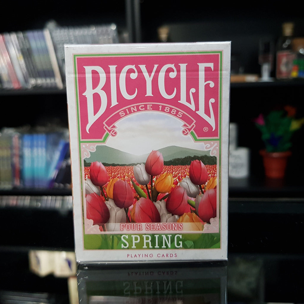 Bicycle Four Seasons Limited Edition Playing Cards - Spring