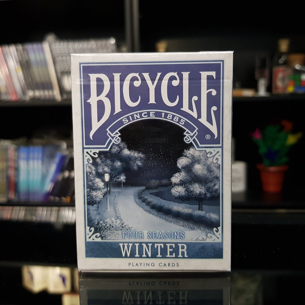Bicycle Four Seasons Limited Edition Playing Cards - Invierno