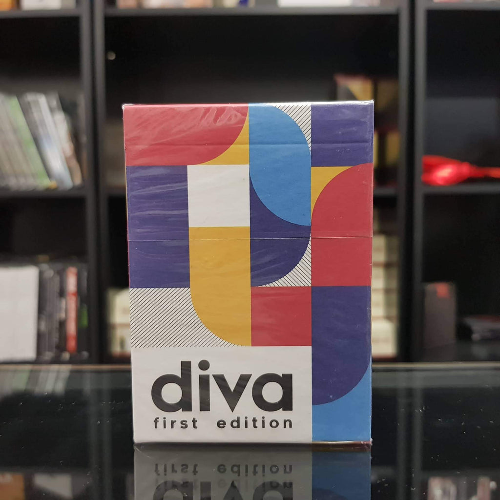 Diva Playing Cards 1st Edition