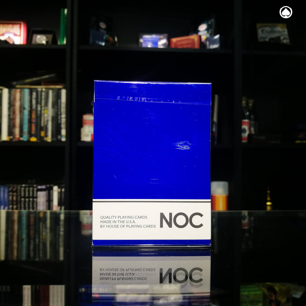 NOC Original Deck by The Blue Crown - Azul