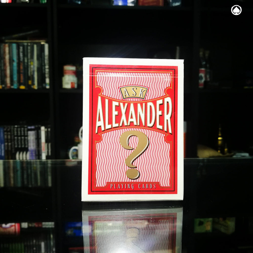 Ask Alexander by Conjuring Arts - Ed.Limitada