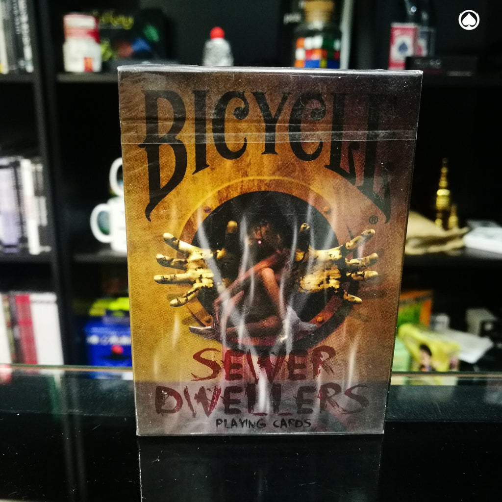 Bicycle Sewer Dwellers - Ed.Limitada
