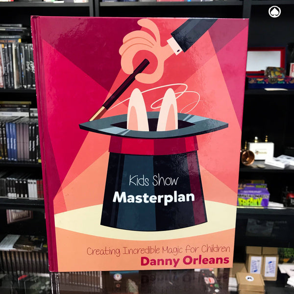 Kids Show Masterplan by Danny Orleans and Vanishing Inc [LIBRO CON DETALLES]