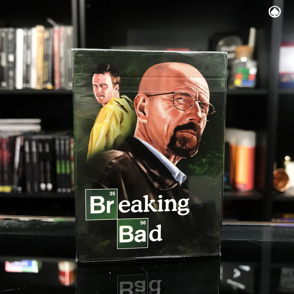 Breaking Bad Playing Cards - Verde
