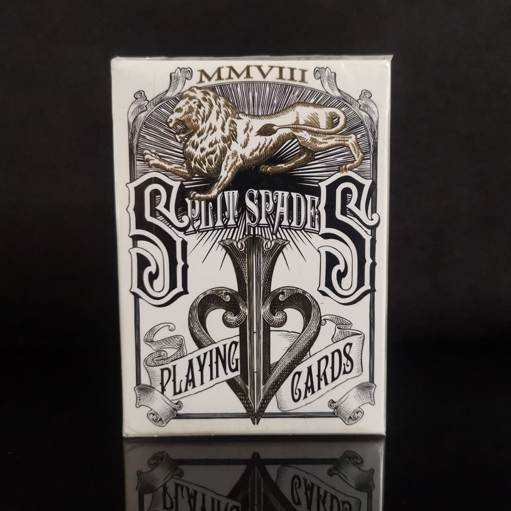Split Spades by David Blaine 1st Edition
