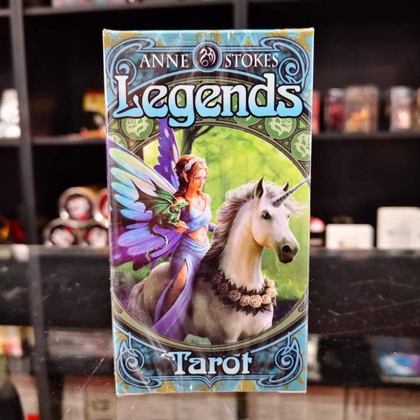 TAROT Anne Stokes: Legends