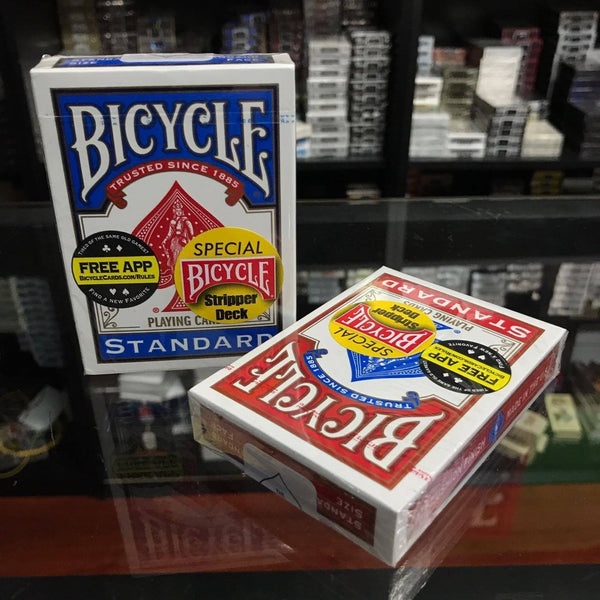 Bicycle Stripper Deck / Biselada
