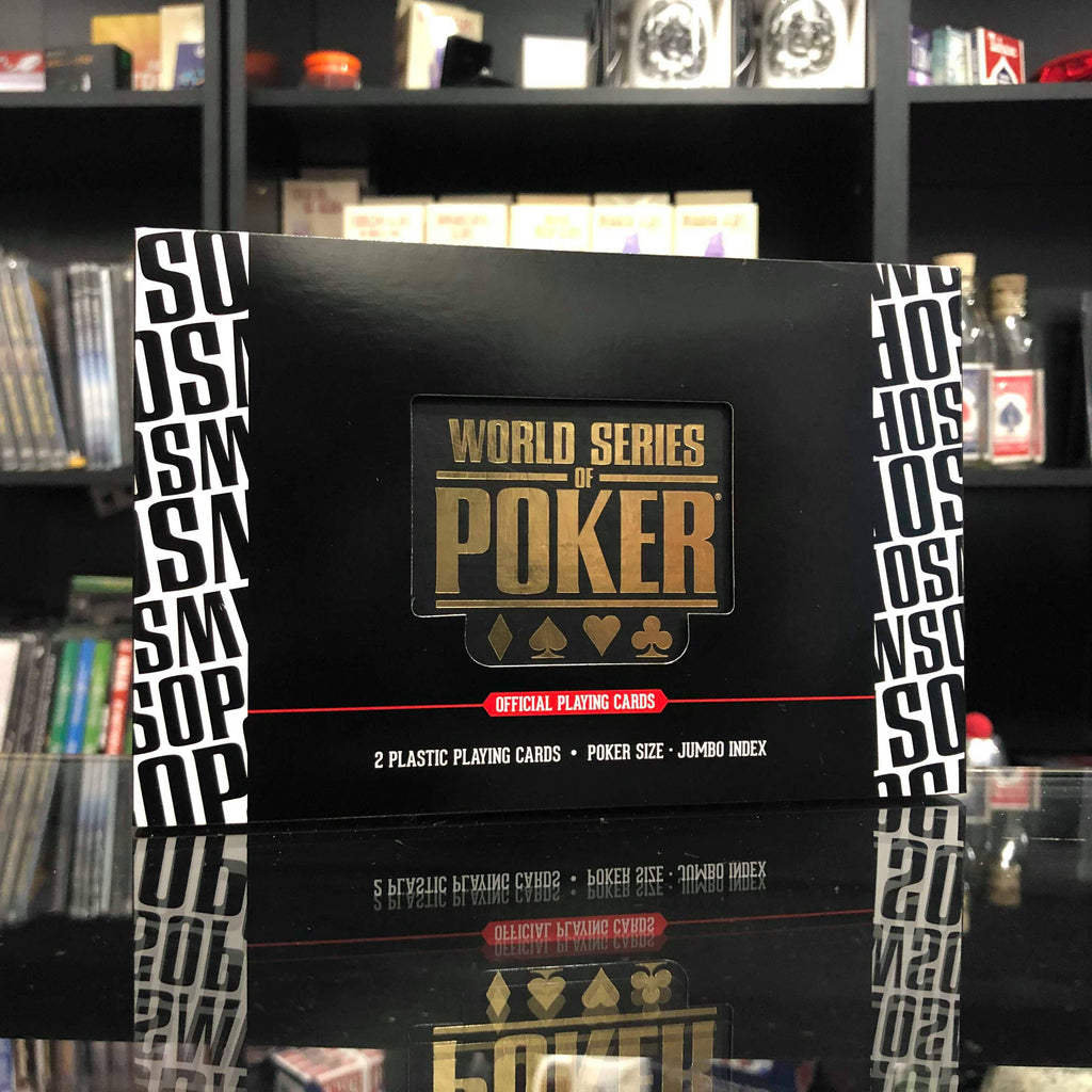 Copag World Series of Poker - set de 2 barajas