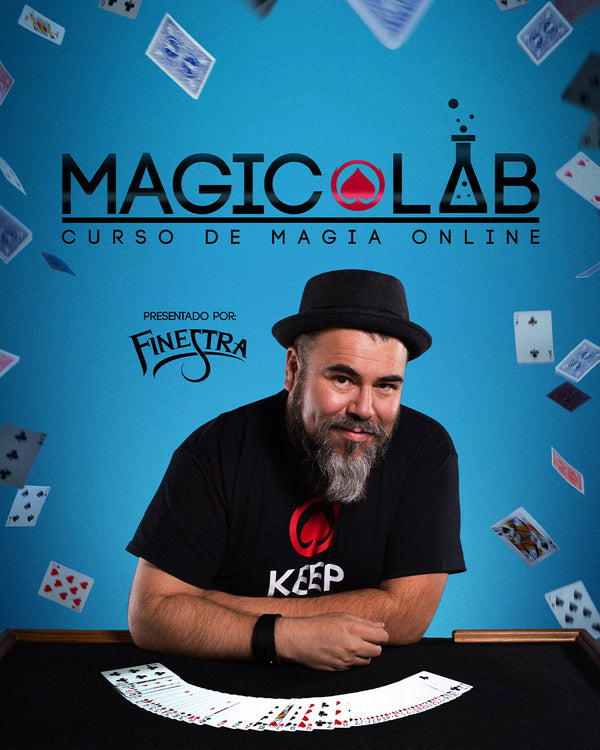 Giftcard - Magic Lab Curso de Cartomagia Online
