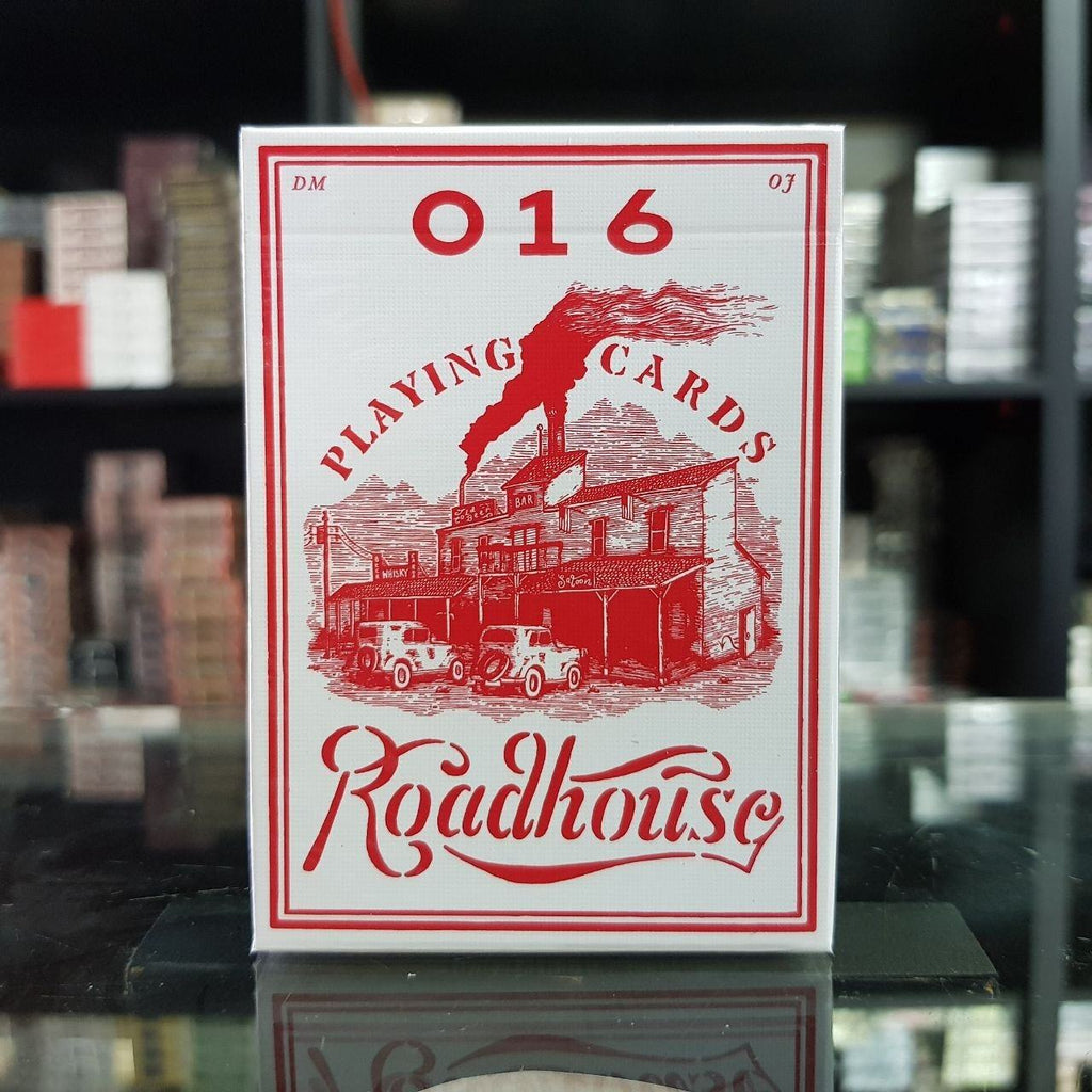 Roadhouse Deck by Ellusionist