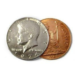 Scotch y Soda Magnetico Half Dollar - English Penny