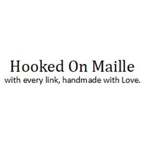 Hooked on Maille - with every link, handmade with Love.