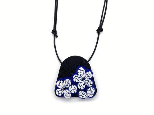 Porcelain Flower (Bell) Necklace