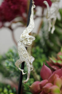 Gibbon Earrings
