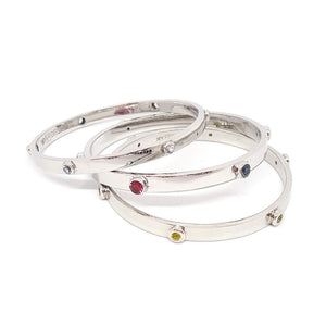 """Classic"" Bangle - Spinel"
