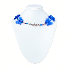 Load image into Gallery viewer, Butterflies in the Garden Necklace