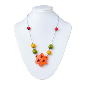 Colorful Game Necklace