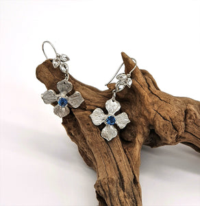 Joyful Floral Earrings
