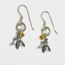 Load image into Gallery viewer, Bee My Blossom Earrings