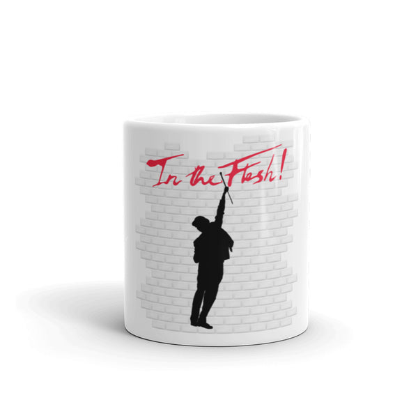 In The Flesh? - Bowler Hat Guy Mug