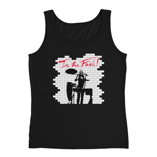 In The Flesh? - Percussion Women's Tank Top