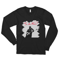 In The Flesh? - Guitar Men's Long Sleeve T-Shirt
