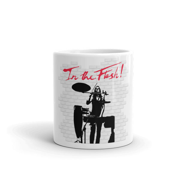In The Flesh? - Percussion Mug
