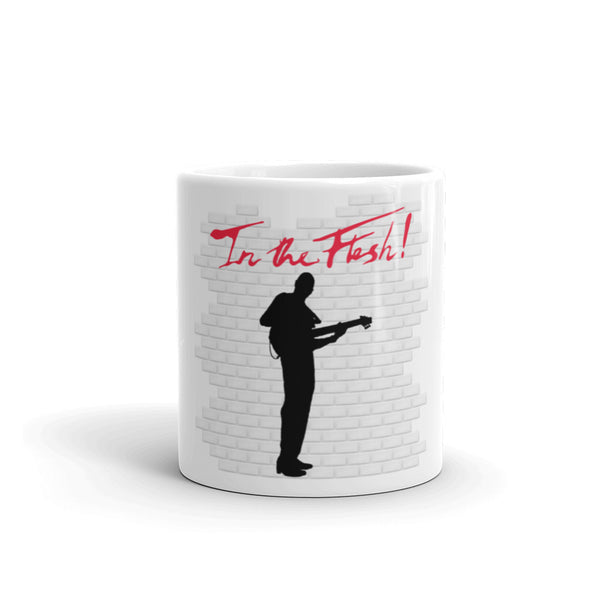 In The Flesh? - Bass Mug