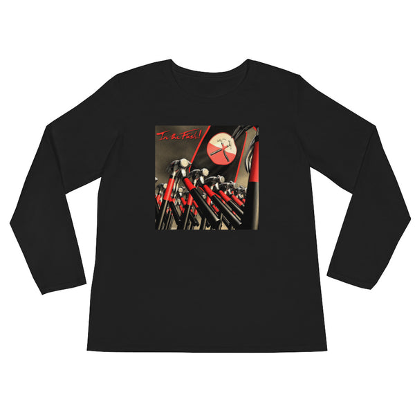 In The Flesh? - Hammers Women's Long Sleeve T-Shirt