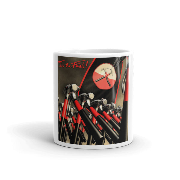 In The Flesh? - Hammers Mug