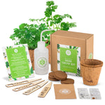 Organic Indoor Herb Grow Kit