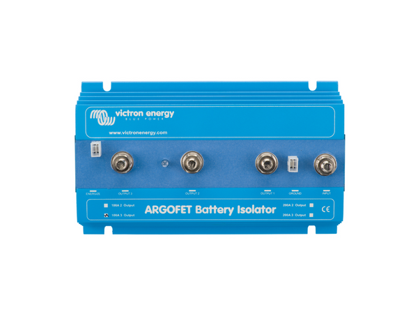 Battery Isolator & Battery Protect