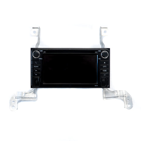 Double Din Toyota Universal touch screen to suit NEW 200 Series