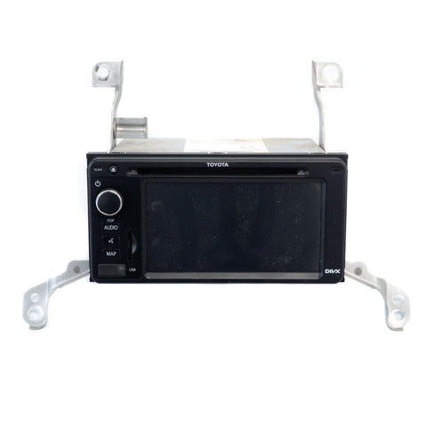 Double Din Toyota Universal touch screen to suit OLD 200 Series