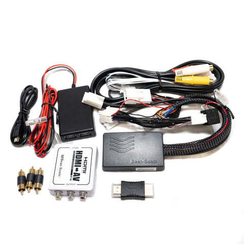 Smartphone Mirroring Kit - Beat-Sonic IF-04BEP