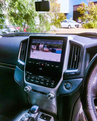 Interface Module unit For LandCruiser 200, Car Play & GPS. Android system. July 2018 - 2020