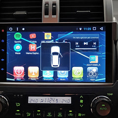 10inch Android Head Unit to suit Prado 2009-2017
