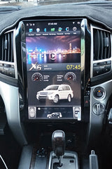 16inch Head Unit Head unit to suit LandCruiser 200 Series SAHARA
