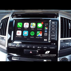 Interface Module unit to suit Landcruiser 200, Car Play & GPS, Android system. 2013-2015 Sahara