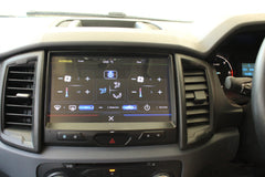 9inch Android 8 Head Unit to suit  Ford Ranger  2015-2020