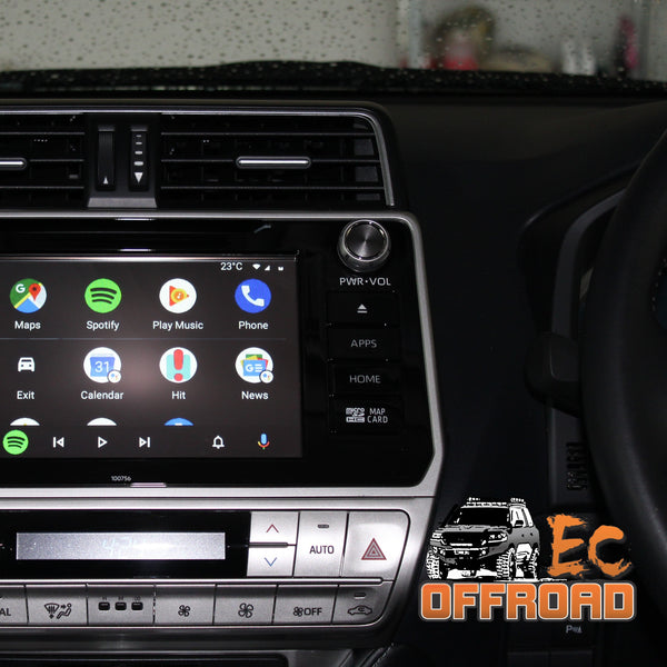 Interface Module for Prado 2017-2020 Car Play & Android Auto