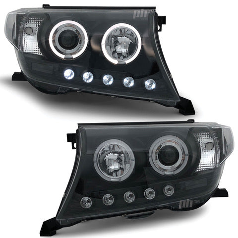 Headlights to suit 200 Series Pre Facelift