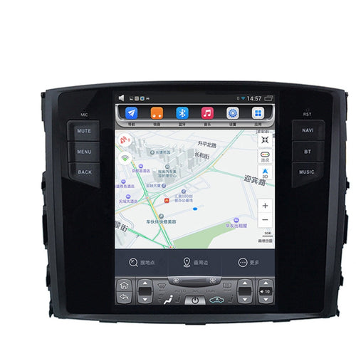 Mitsubishi Pajero 10.4inch 06-15 Android Head unit