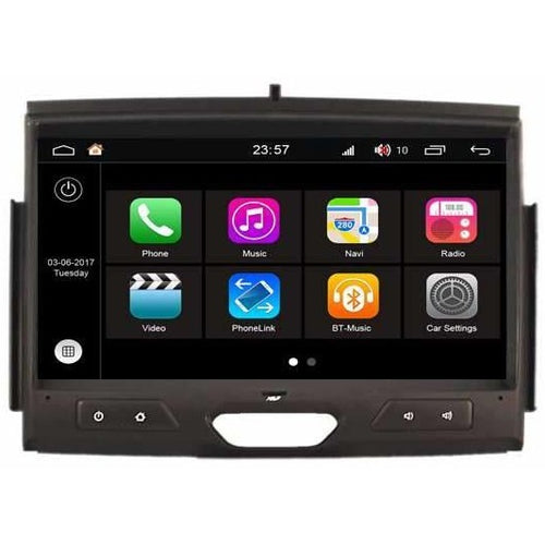 9inch Android 8 Head Unit For  Ford Ranger  2015-2019